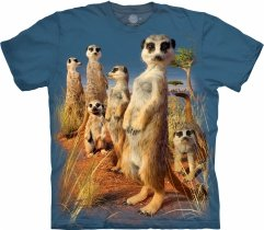 Meerkat Pack Blue - The Mountain Base