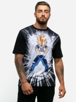 Vegeta Super Saiyan Attack - Dragon Ball