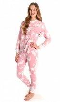 Classic Moose Pink Flapjack - Pyžamo Šašek - LazyOne
