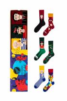 Artist Set - Ponožky - sada 3 párů