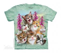 Kittens Selfie -Junior The Mountain
