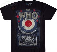 The Who Pinball Wizard - Liquid Blue