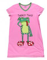 Toadally Tired Nightshirt - Noční košilka - LazyOne