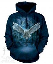 Awake Your Magic Owl - Mikina The Mountain