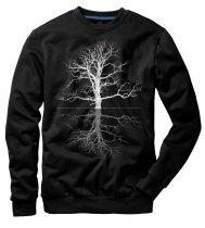 Tree Black - Mikina Underworld