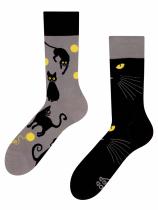Kočky Oči - Ponožky Good Mood