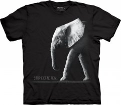 Elephant Stop Extinction Protect - The Mountain