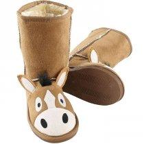 Horse - Detské Papuče Boty – LazyOne