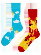 Angel & Devil - Ponožky Good Mood