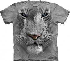 White Tiger Face - The Mountain