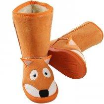 Fox - Detské Papuče Boty – LazyOne