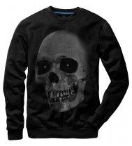 Skull Black - Mikina Underworld