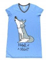 Howl of a Night Nightshirt - Noční košilka - LazyOne