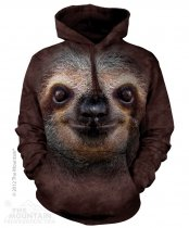 Sloth Face - Leniwiec - Mikina The Mountain