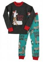 Falala Llama - Pyžamo dětské dlouhý rukáv - LazyOne