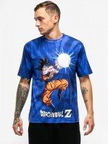 Goku Kamehameha - Dragon Ball