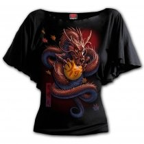 Samurai - Bat Spiral - Ladies