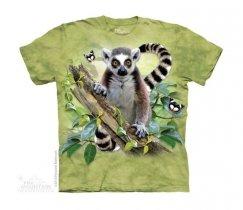 Lemur & Butterflies -Junior The Mountain