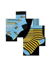Bee Bee - Ponožky Pro Děti - Many Mornings