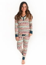 Flower Power - Thermal Set Ladies LazyOne