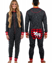 Moose Caboose Flapjack - Pyžamo Šašek - LazyOne