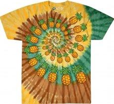 Pineapple Spiral  - Liquid Blue