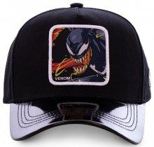 Venom Black Marvel - Czapka z daszkiem Capslab