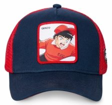 Genzo Red Captain Tsubasa - Czapka Capslab