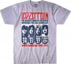 Led Zeppelin LA 1975 - Liquid Blue