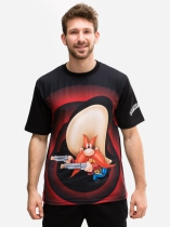 Sam Credit  Red- Looney Tunes