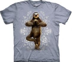 Namaste Sloth Yoga - The Mountain