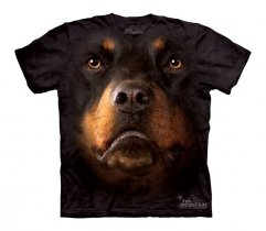 Rottweiler Face - The Mountain - Junior