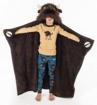 Buffalo Critter - kocyk bawół - LazyOne