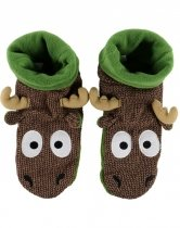 Moose Woodland Slippers - Papcie - LazyOne