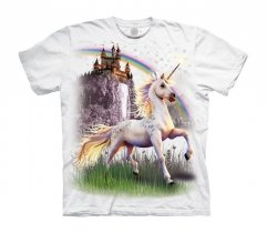 Unicorn Castle White - Junior - The Mountain