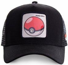 Poke Ball Pokemon - Czapka Capslab