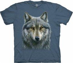 Warrior Wolf Blue - The Mountain Base