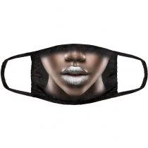 Silver Lips - Maseczka 3-warstwowa