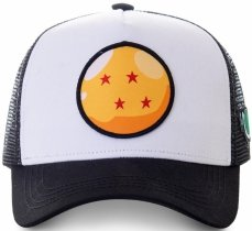 Logo White Dragon Ball - Czapka z daszkiem Capslab