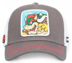 Bowser Super Mario - Czapka Capslab
