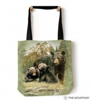 Black Bear Family - Torba - The Mountain