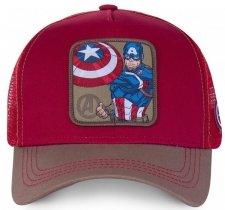 Captain America Marvel - Czapka z daszkiem Capslab