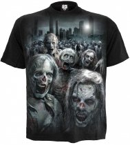 Zombie Horde - Walking Dead - Spiral