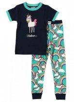 I Believe Unicorn - Piżama Dziecięca LazyOne