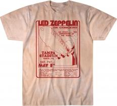 Led Zeppelin In Concert - Liquid Blue