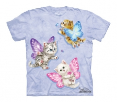 Butterfly Kitten Fairies - The Mountain - Junior
