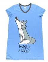 Howl of a Night Nightshirt - Koszula Nocna - LazyOne