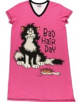 Bad Hair Day Nightshirt - Koszula Nocna - LazyOne