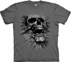 Breakthrough Skull Grey - The Mountain Base