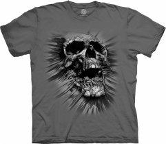 Breakthrough Skull Grey - The Mountain Base